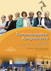 DVD Tierhomöopathiekongress 2016